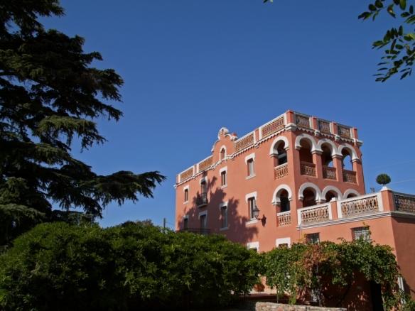 Exterior de l'hotel Mas Figueras